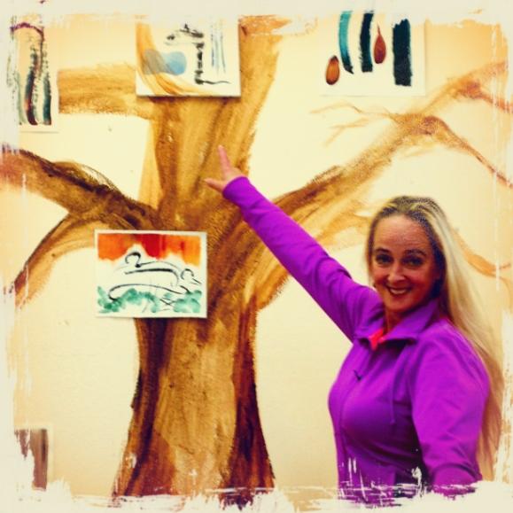expo bij boom